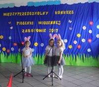 V Międzyprzedszkolny Konkurs Piosenki Wiosennej